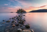 Fototapeta National Geographic Whytecliff Park Kanada