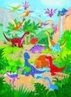 Dětské fototapety Dinosauři