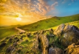 Fototapety National Geographic Východ slunce