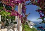 Fototapety Promenáda v Salerno Amalfi