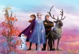 Dětská fototapeta Ledové království Frozen Přátelé
