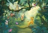 Dětské fototapety Disney Lví král