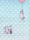 Dětská fototapeta Medvídek Pooh a balónek
