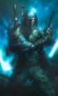 Fototapeta Star Wars - Hvězdné války,  Bounty Hunter