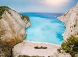 Fototapeta Vlies Livingwalls Řecká pláž