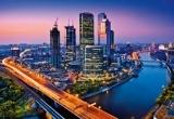 Fototapeta Moskva