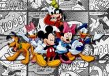Dětská fototapeta postavičky Disney