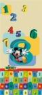 Fototapeta pro děti Mickey Mouse násobilka