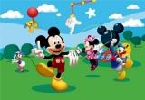 Fototapeta pro děti Mickeyho klubík vlies