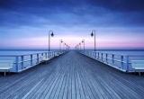 Fototapeta vlies Východ slunce nad mořem