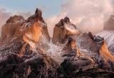 Fototapety Cordillera del Paine