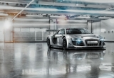 Fototapety na zeď Audi R8 Le Mans