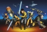 Fototapety Star Wars rebelové