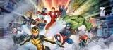 Fototapeta Marvel Avengers hrdinové