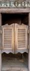 Fólie na renovaci dveří Saloon