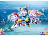 Dětská fototapeta Tlapková patrola pod mořem