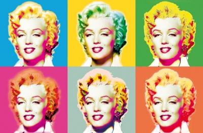 Fototapety Marilyn Monroe