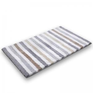 Esprit koupelnové předložky Line Stripe hnědá