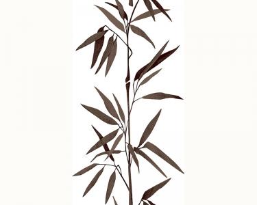Samolepící tapety bambus hnědá