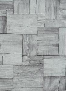 Tapety Erismann Countryside prkna dřevo šedá