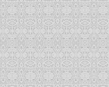Tapety Esprit 11, stříbrná krajka