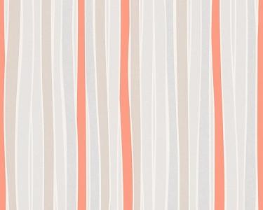 Tapety Esprit 11, pruhy oranžová