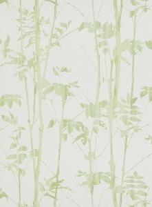 Tapeta na zeď Erismann Dřevo bambus zelená