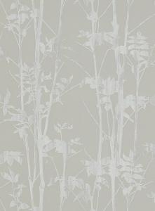Tapeta na zeď Erismann Dřevo bambus šedá