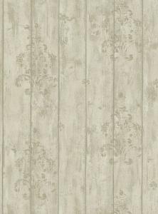 Tapety na zeď Erismann Dřevo prkna potisk béžová