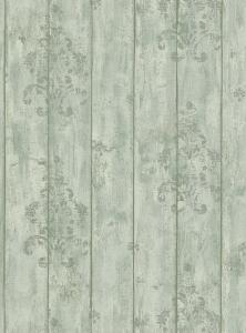 Tapety na zeď Erismann Dřevo prkna potisk modrá