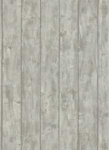 Tapety na zeď Erismann Dřevo prkna šedá