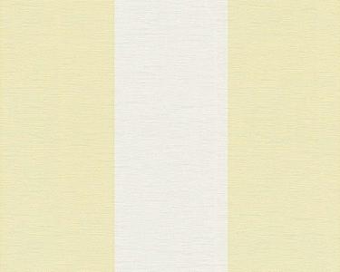 Tapeta na zeď Ateliér pruhy žlutá
