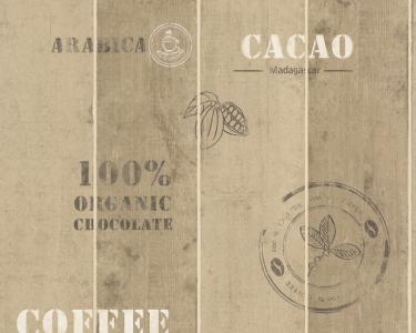 Tapety na zeď Koktejl Palubky kakao