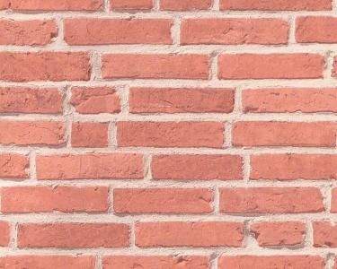 Tapety na zeď Koktejl Cihla červená