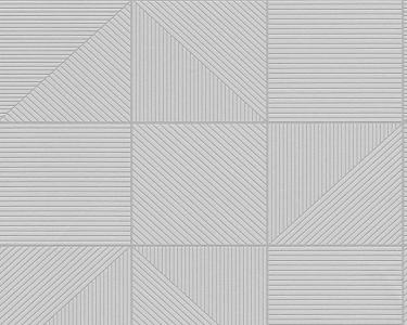 Tapety na zeď Aisslinger Geometry šedá