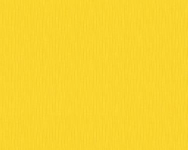 Tapety na zeď Aisslinger čáry žlutá