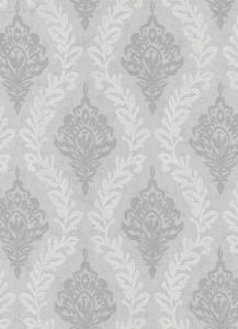 Tapety na zeď Erismann Visio barok šedá