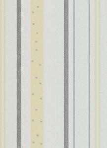 Tapety na zeď Erismann Visio proužek žlutá