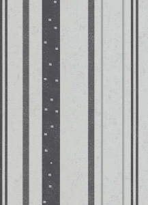 Tapety na zeď Erismann Visio proužek černá
