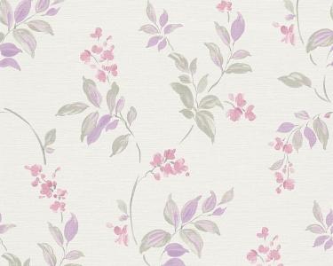 Tapety na stěnu Kolem světa - květiny fialová