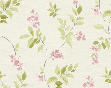 Tapety na stěnu Kolem světa - květiny zelená