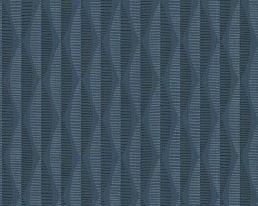 Tapety na stěnu Kolem světa - oscilace modrá