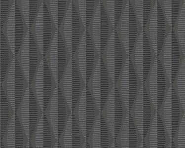 Tapety na stěnu Kolem světa - oscilace černá